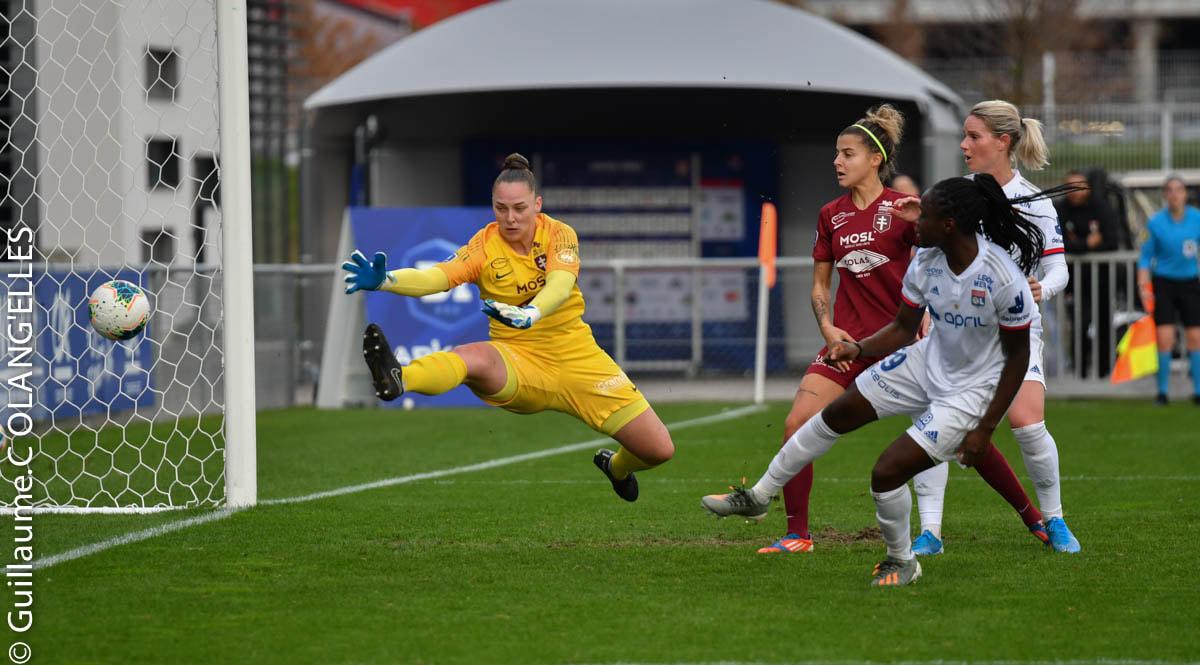 OL 6-0 Metz, 08/12/2019, © Guillaume Charton