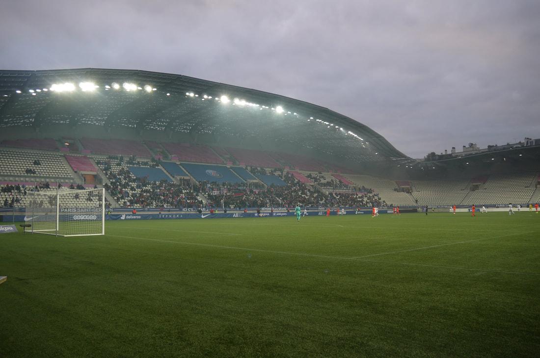 PSG 1-1 Montpellier HSC, 07/12/2019, Stade Jean Bouin, © Inès Roy-Lewanowicz