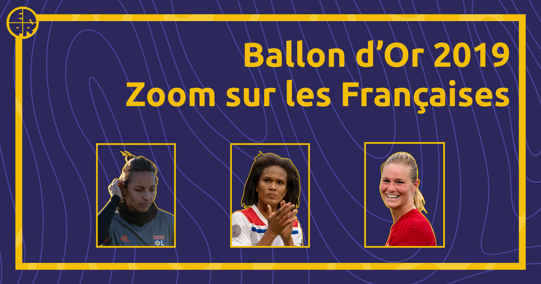 Visuel françaises Ballon d'Or