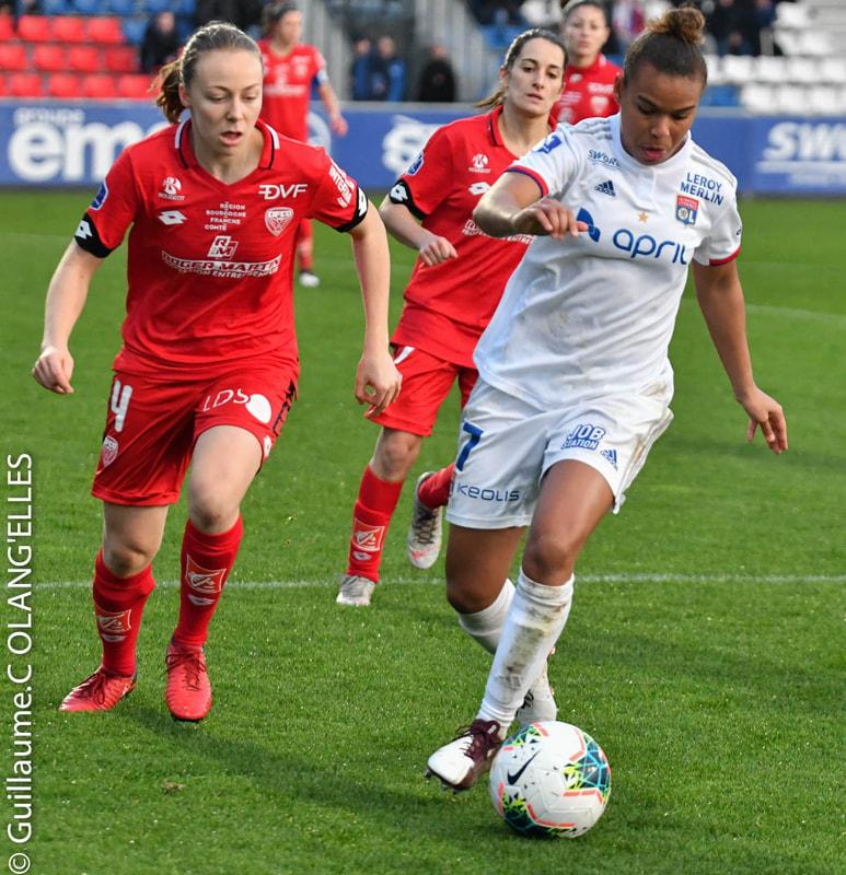Nikita Parris Dijon 0-3 OL