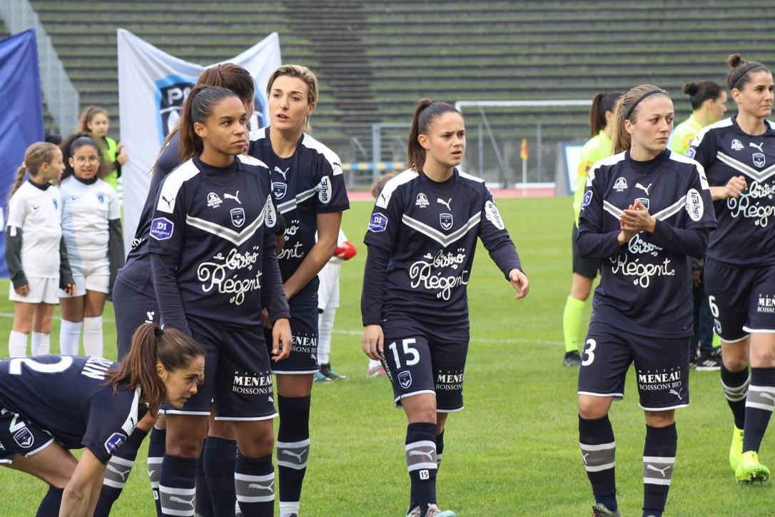 Paris FC - Girondins de Bordeaux (0-4), 23/11/2019, ©Nicolas Jambou