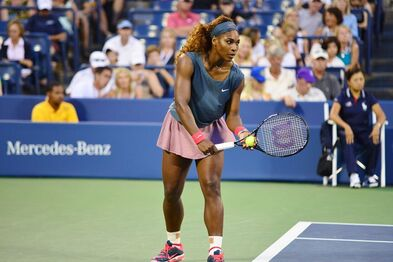 Serena Williams © Edwin Martinez - CC BY 2.0