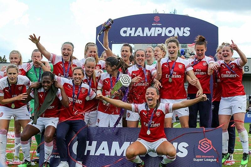 Arsenal FA WSL 2019