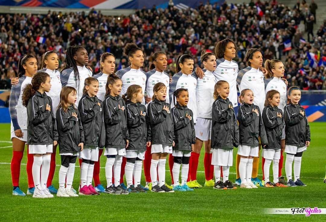 Equipe de France © Manu Cahu