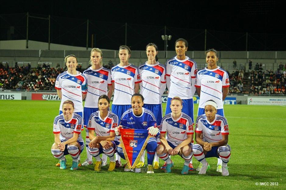équipe Lyon 2012 Mobcast cup