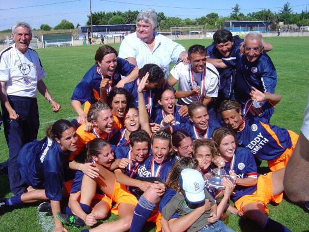 Nicollin joueuses 2005