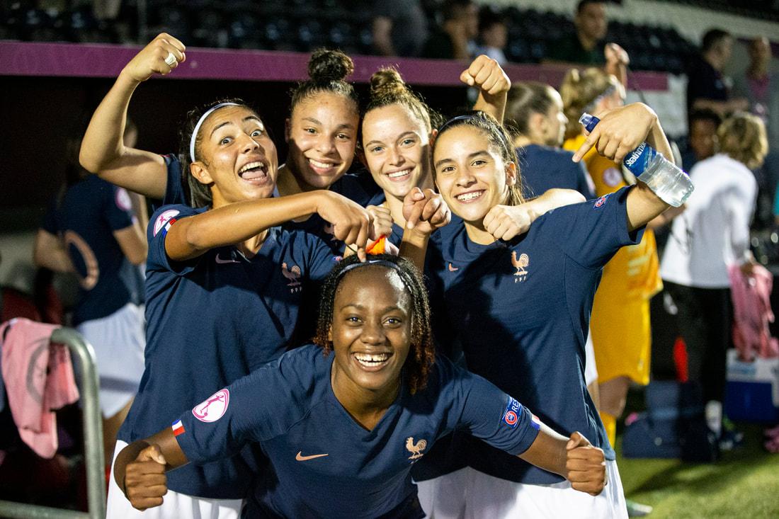 France U19 2019 Malard