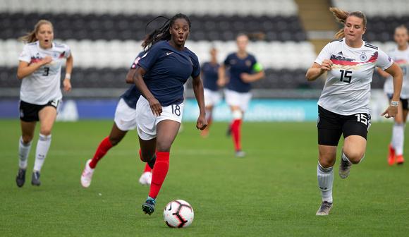 Naomie Feller 2019 U19
