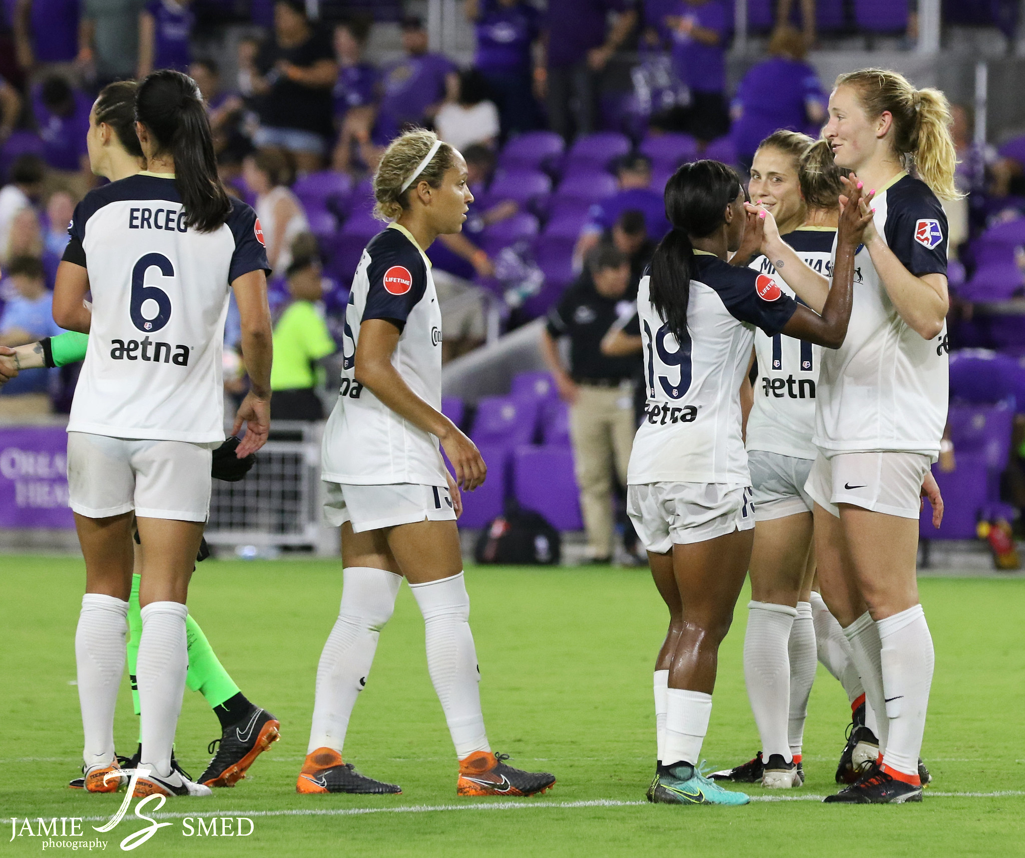 NC Courage - @Jamie Smed