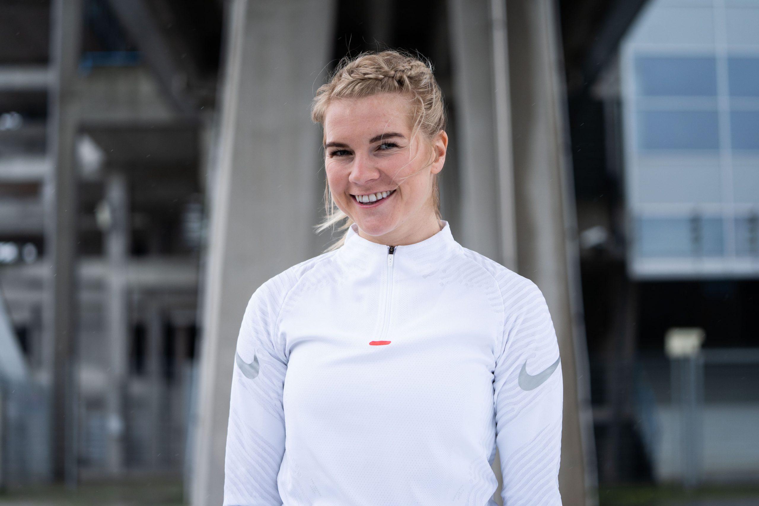 Ada Hegerberg égérie Nike