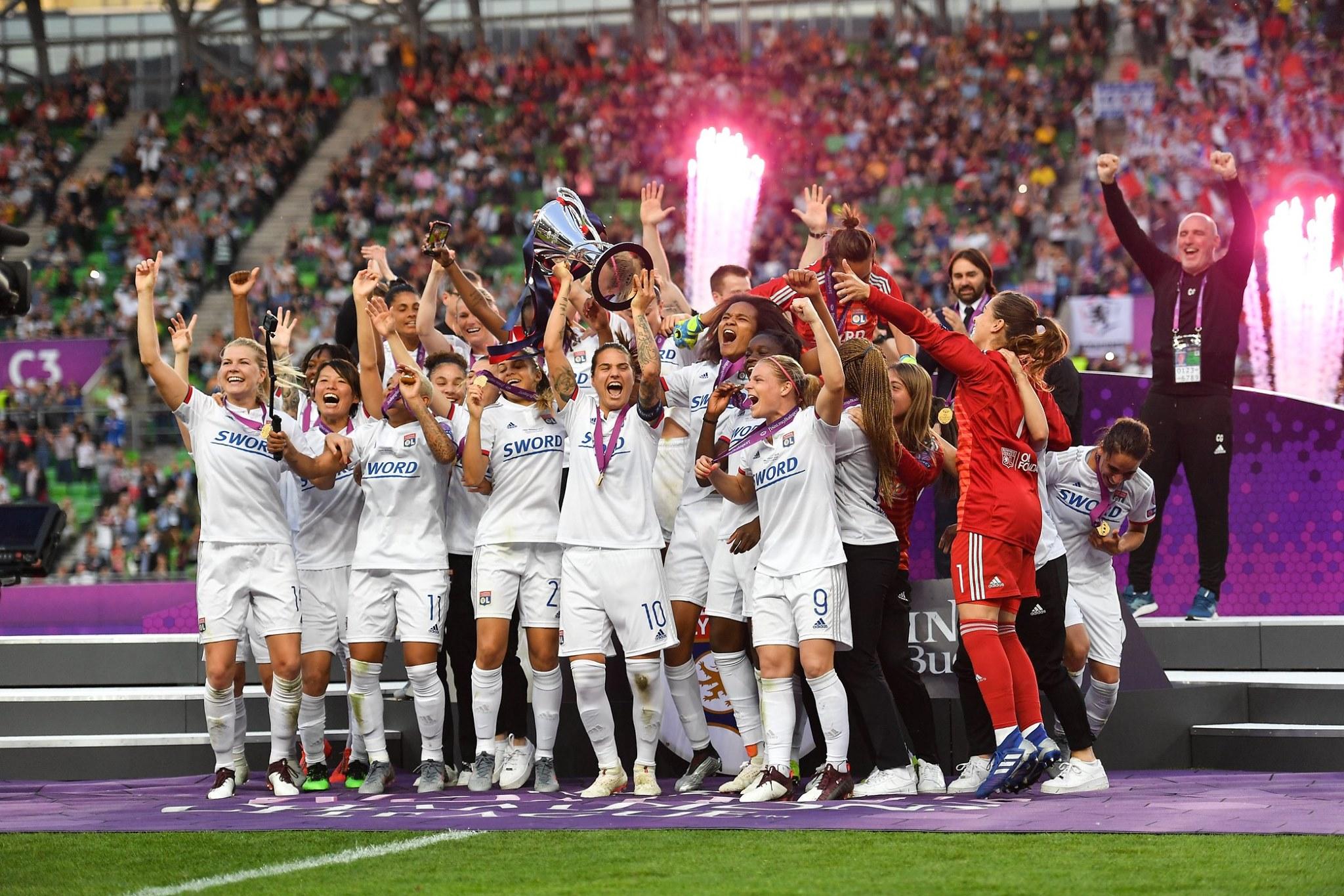 Lyon LDC 2019
