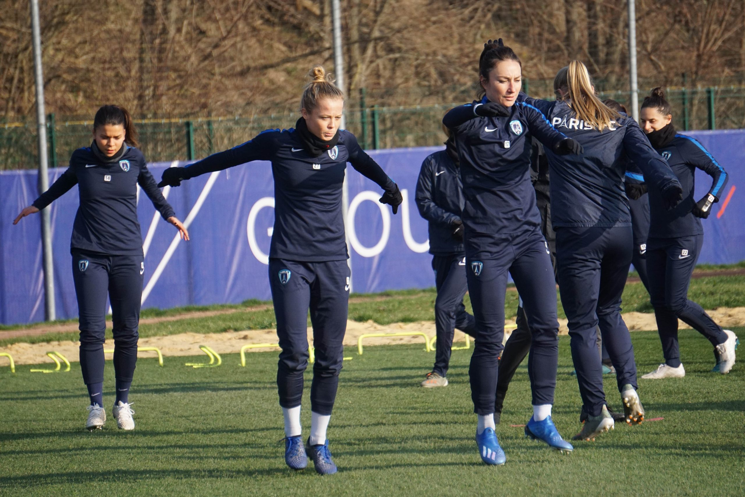 Paris FC 2019