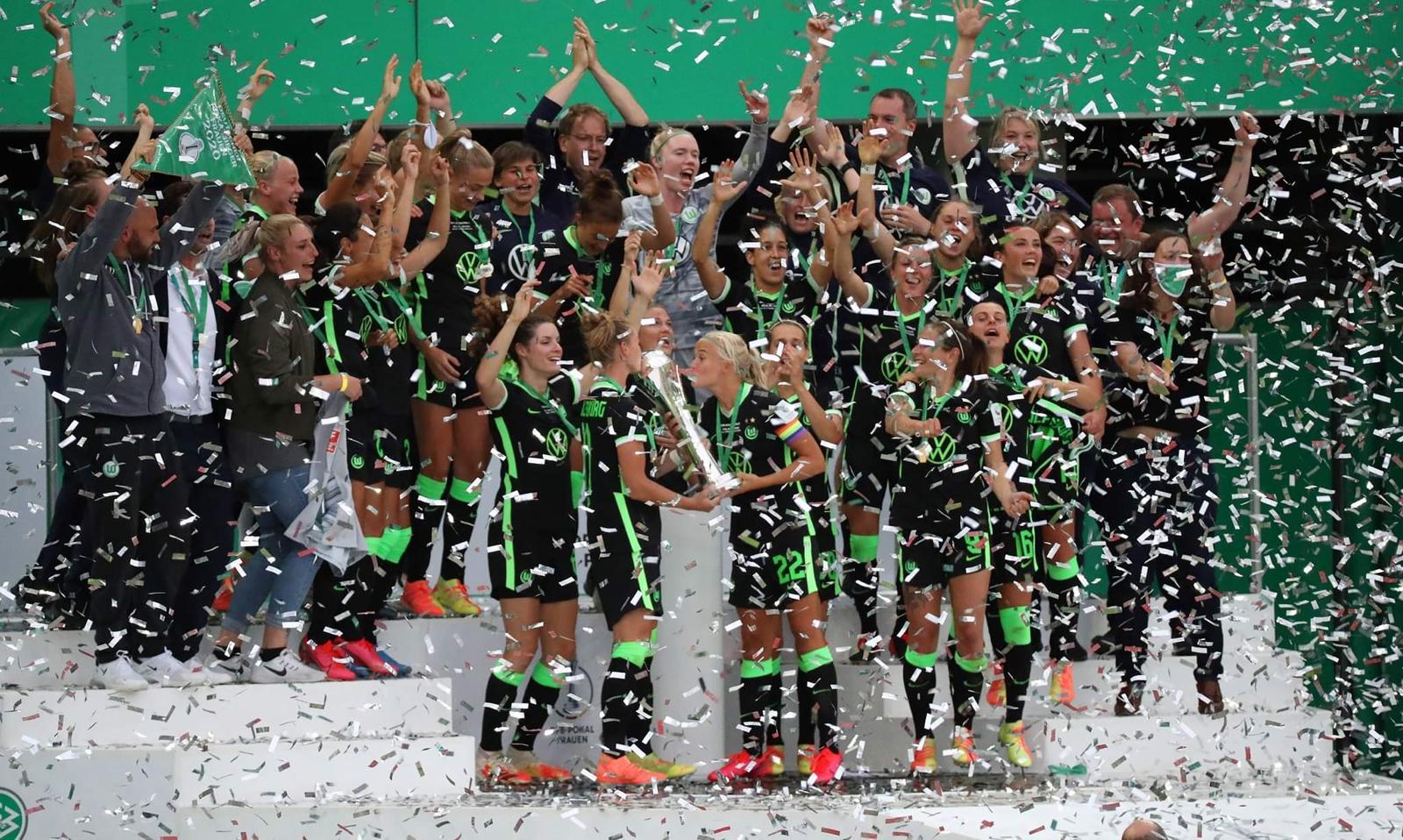 Wolfsburg 2020