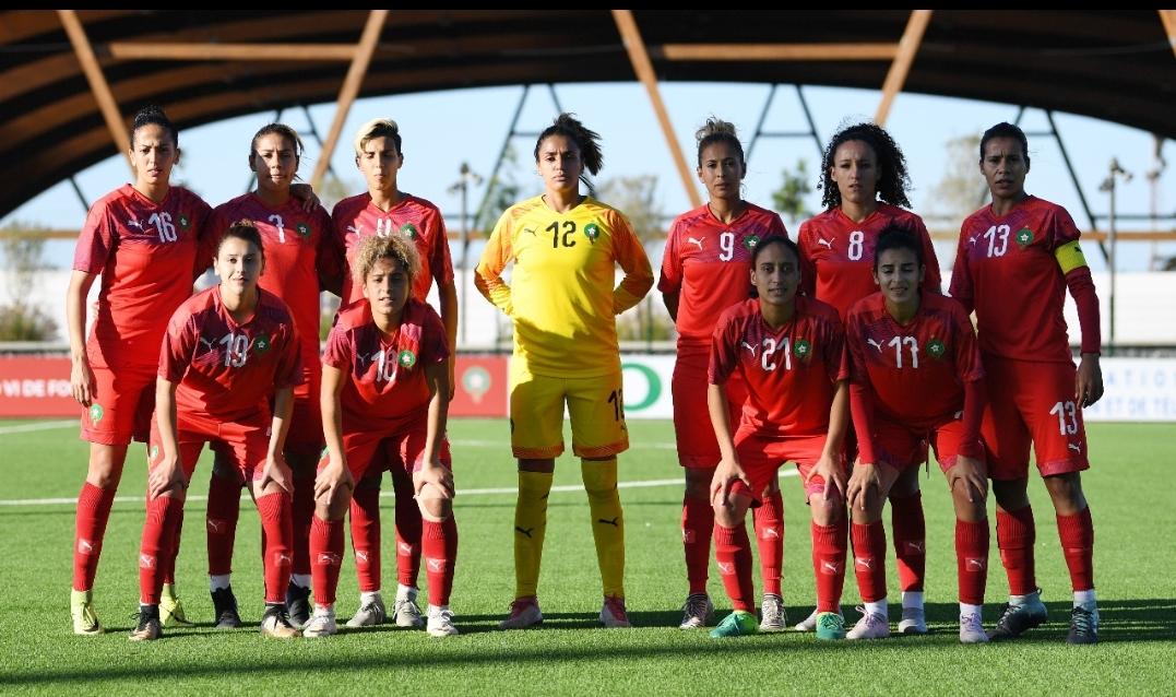 (C) Fédération marocaine de football