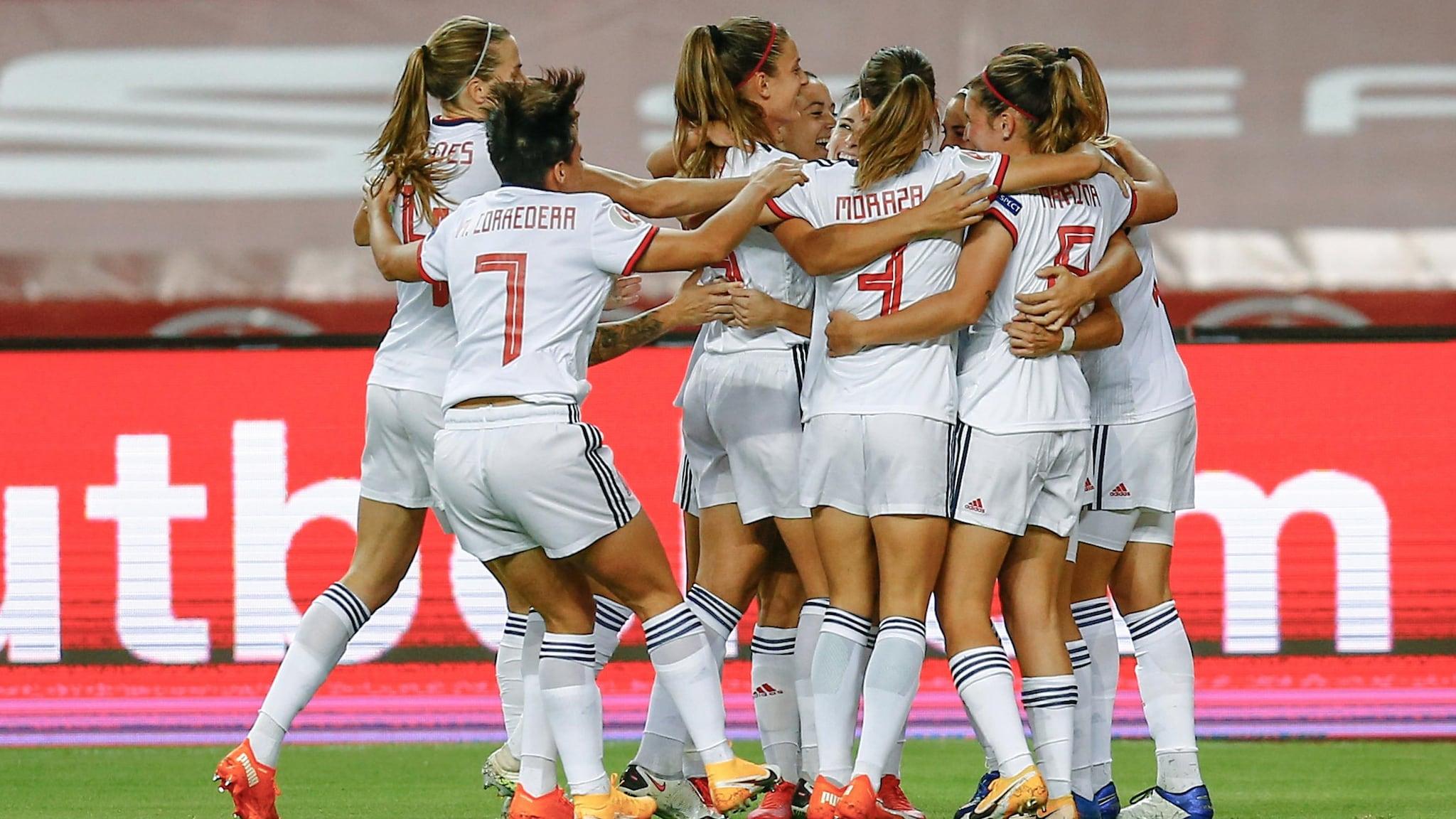 Espagne qualification Euro 2022 (C) UEFA