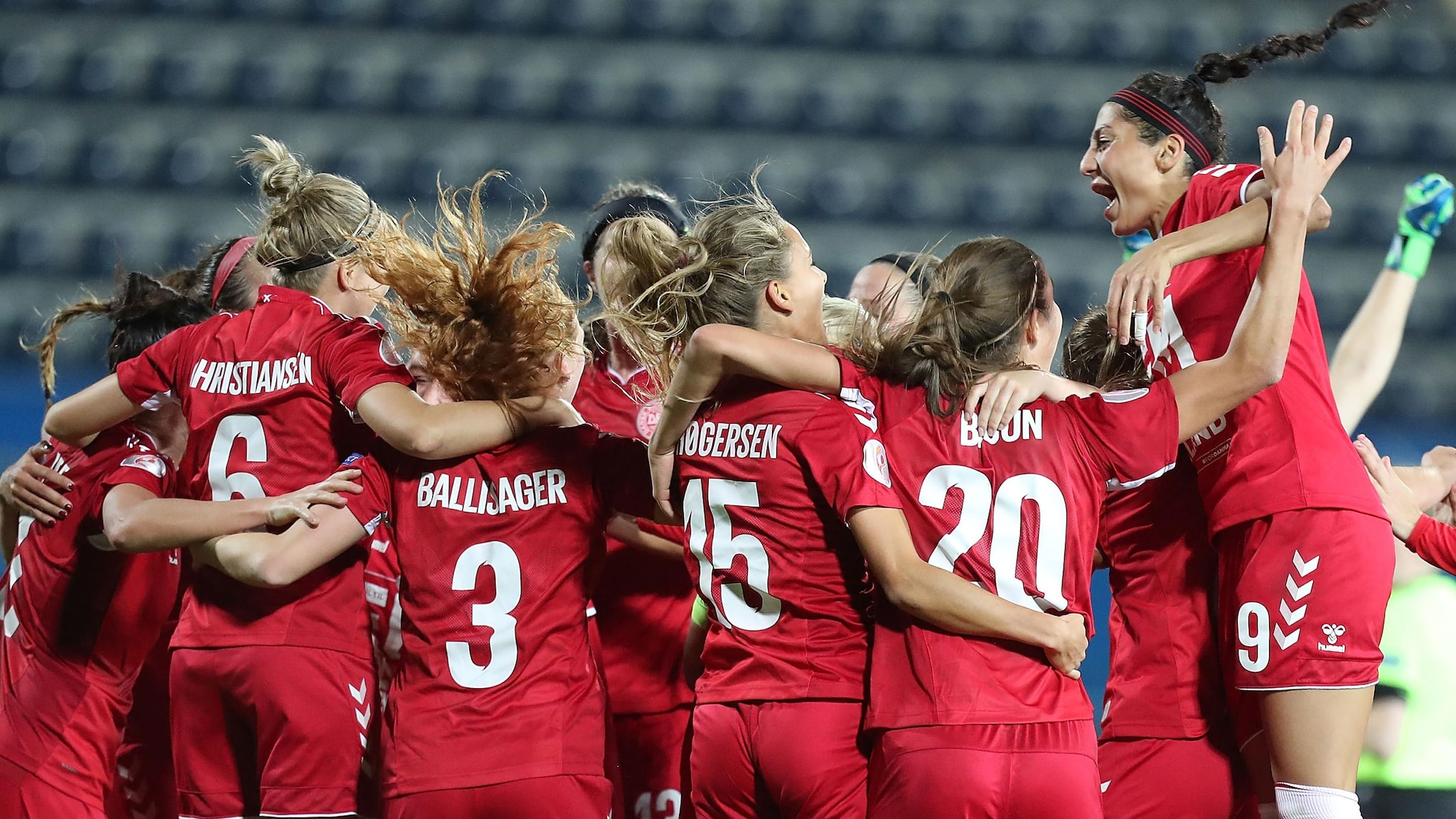 Danemark qualification Euro 2022 (C) Getty Images