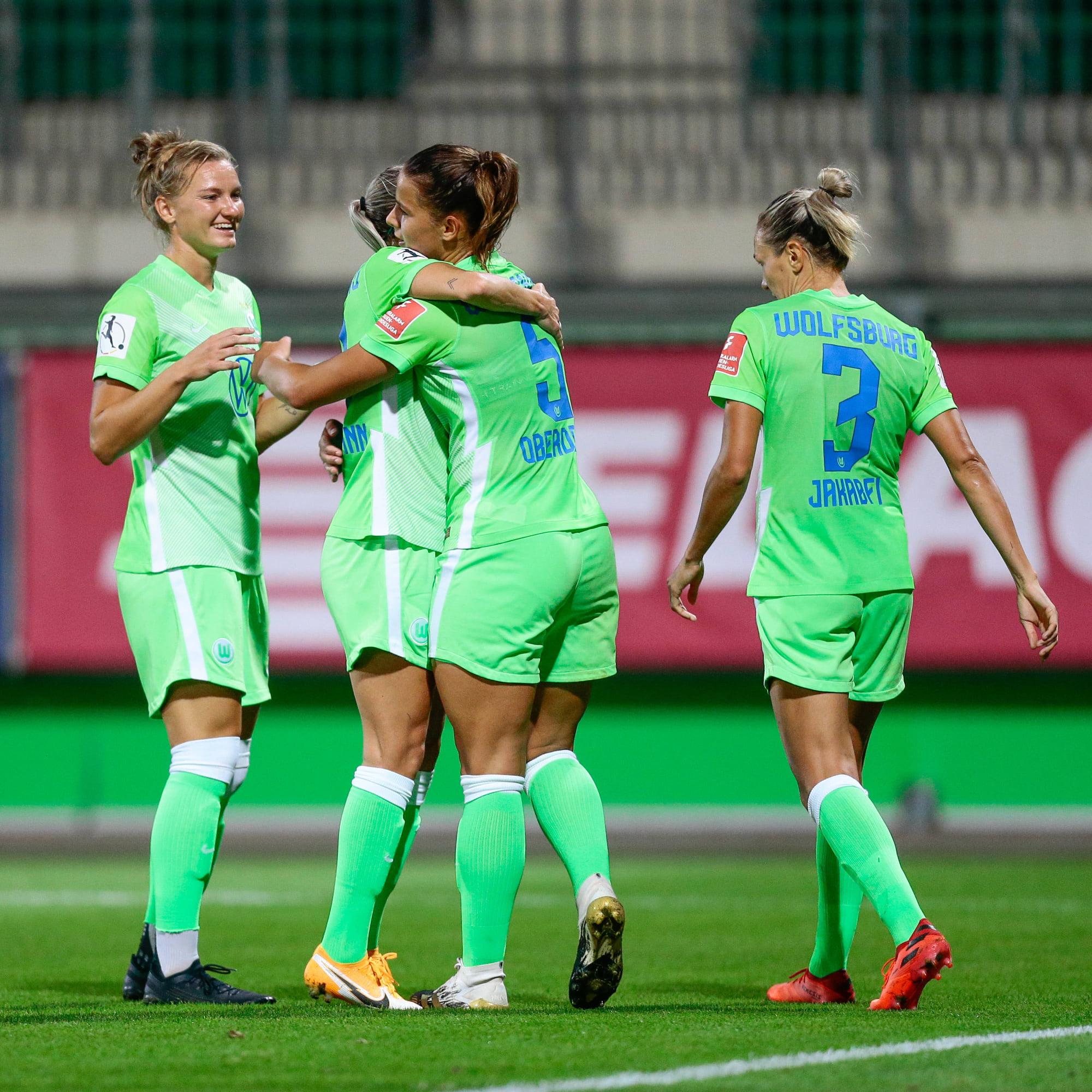 (C) VfL Wolfsburg