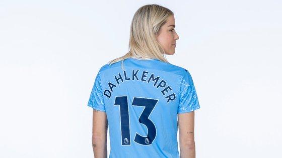 Abby Dahlkemper - Man city