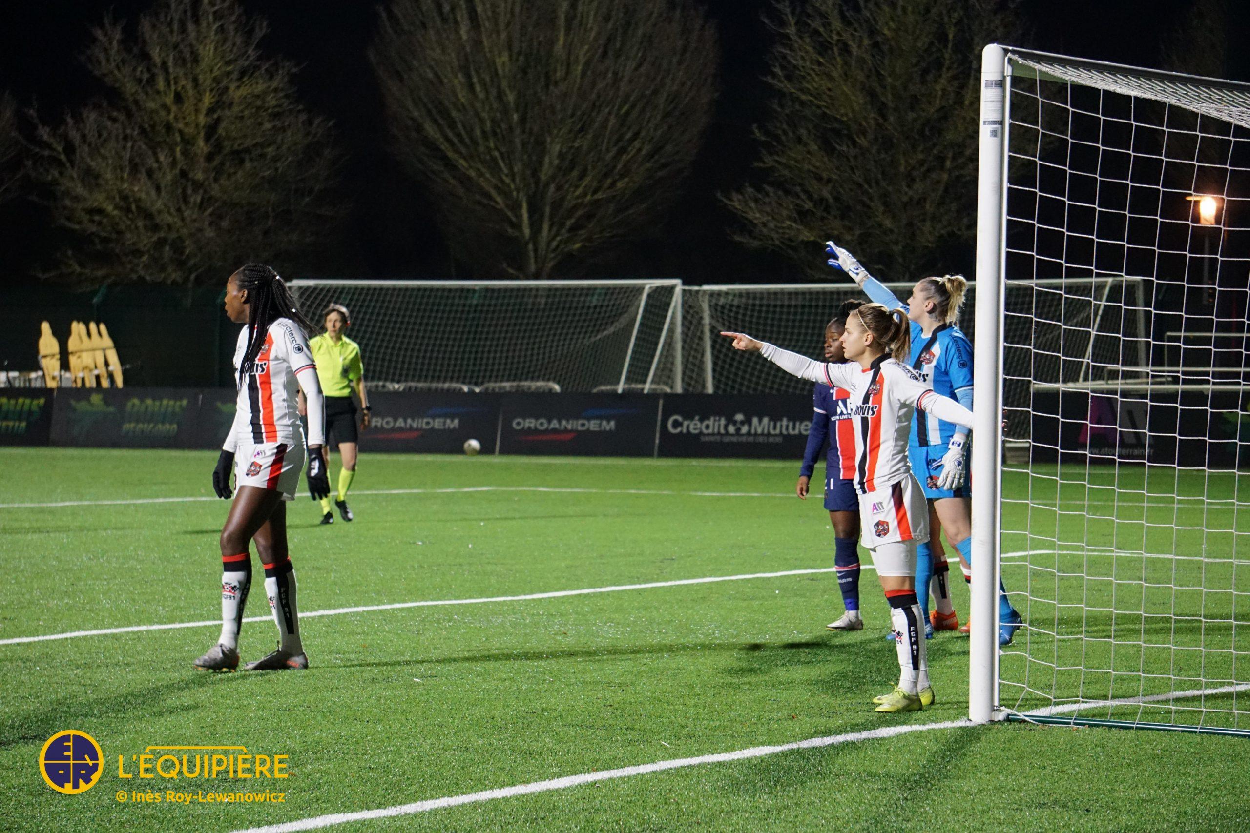FC Fleury - Sissoko, Grabowska, Heil