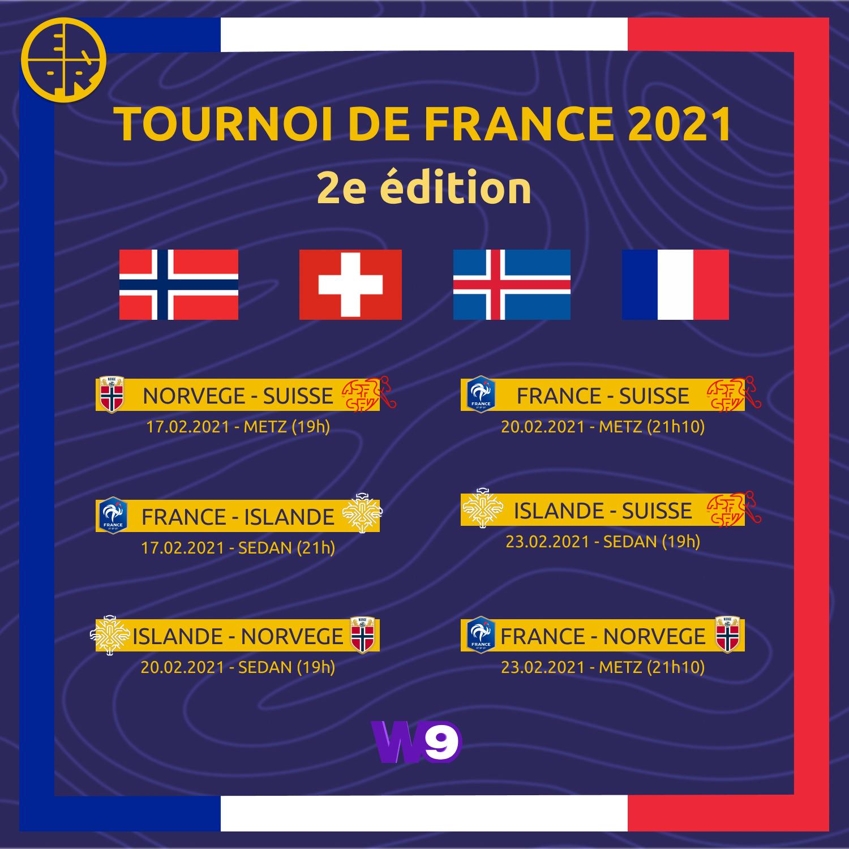 TOURNOI DE FRANCE