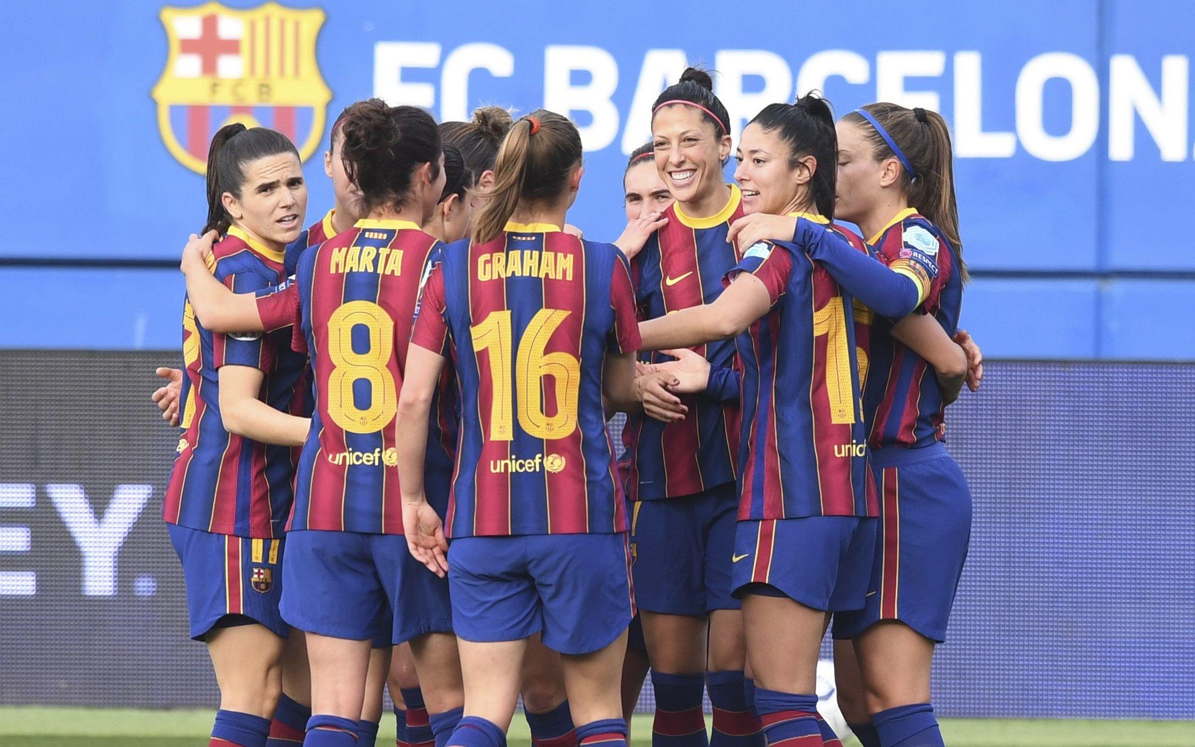 Ligue des Champions 8e Barcelone