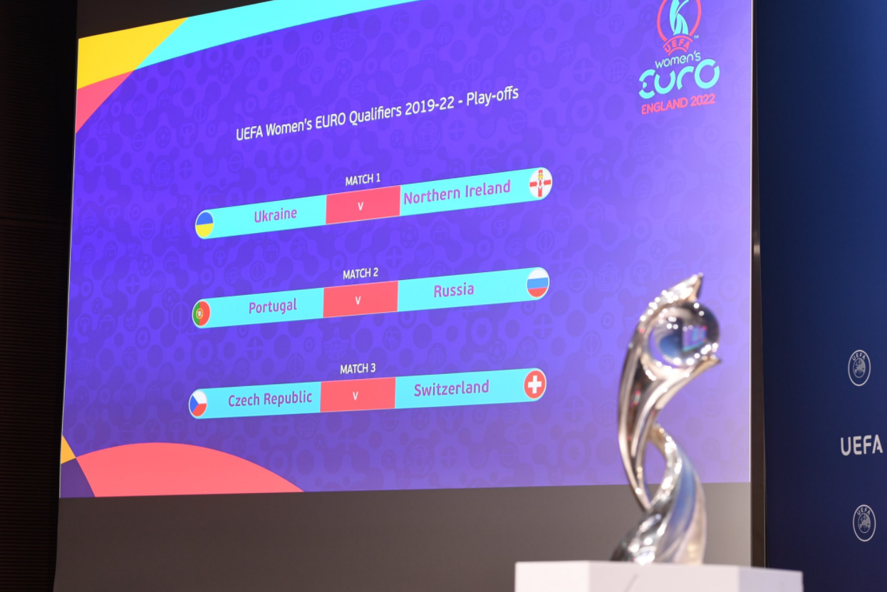 Euro 2022 qualification - @UEFA