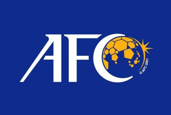 Logo de la Confédération Asiatique de Football AFC
