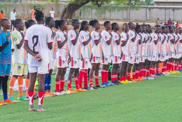 équipe nationale féminine du Soudan du Sud