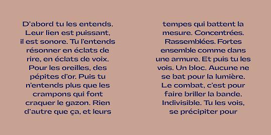 Girondins de Bordeaux texte