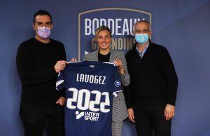 Claire Lavogez @ FCGB Bordeaux