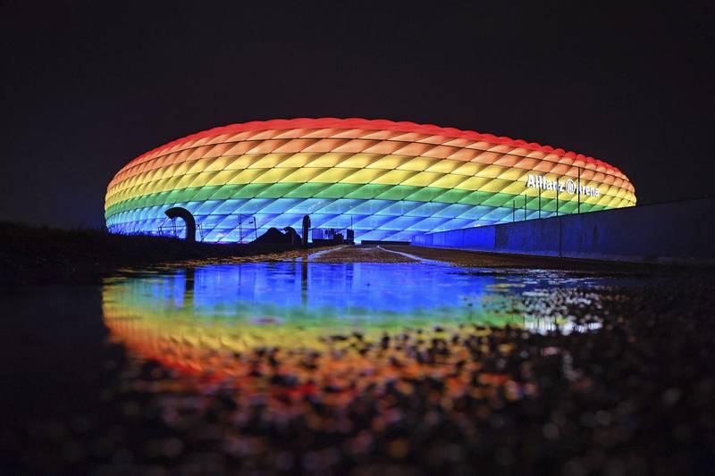Allianz Arena LGBT