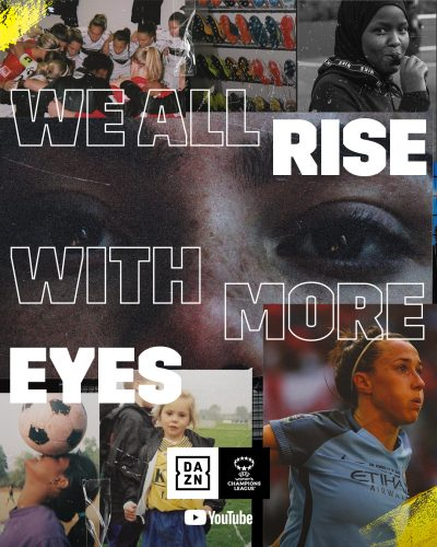 Affiche We All Rise With More Eyes