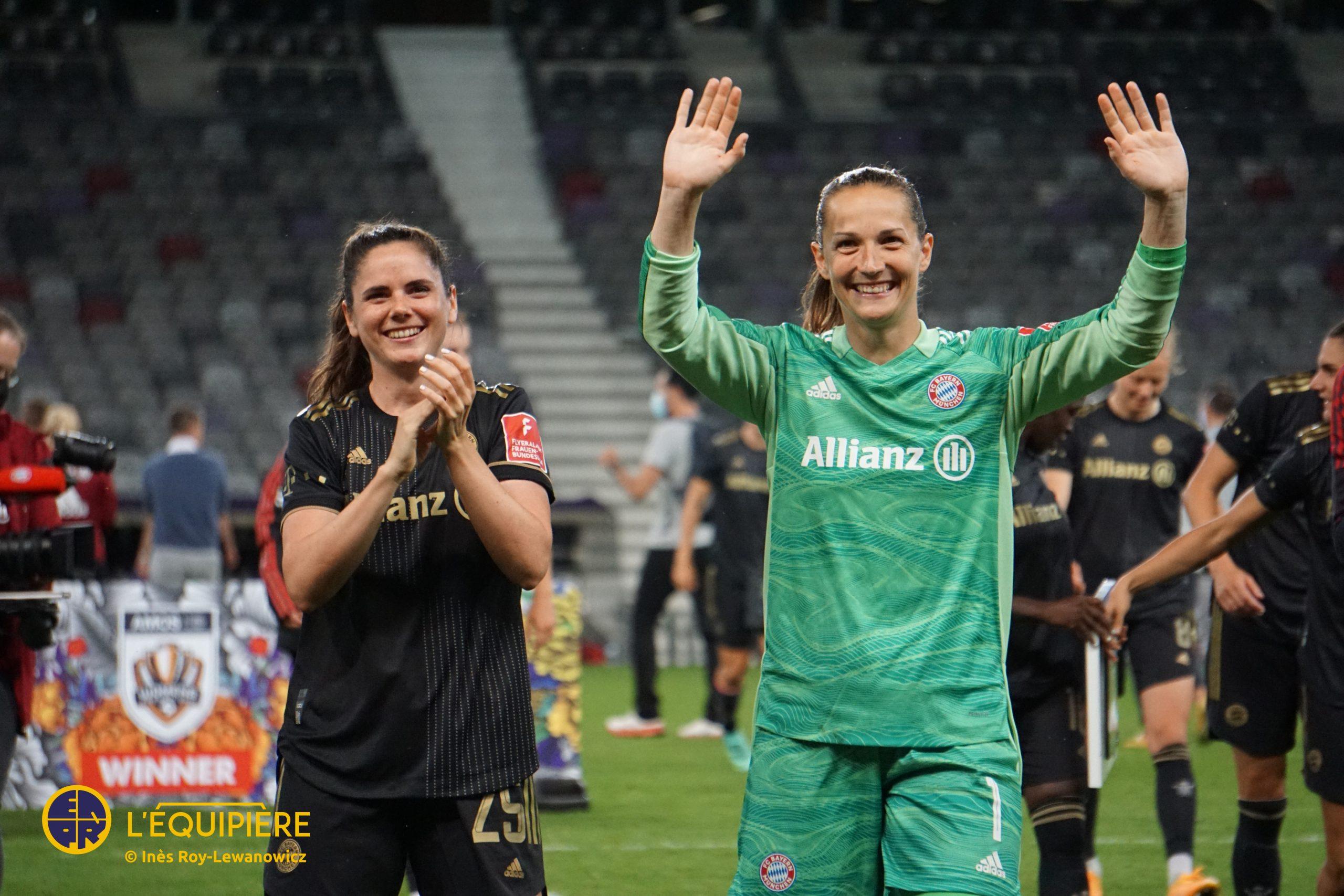 Bayern victoire Amos Cup - Zadrazil - Benkarth